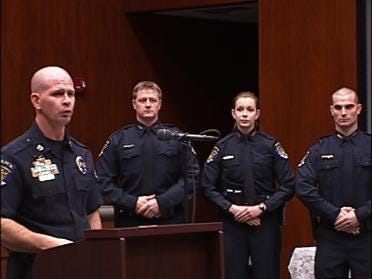 BAPD Adds 6 New Officers