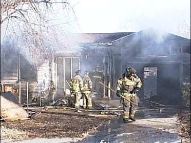 Cause Of Tulsa House Fire Released