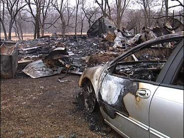 Cherokee County Fire Victim's Condition Improves