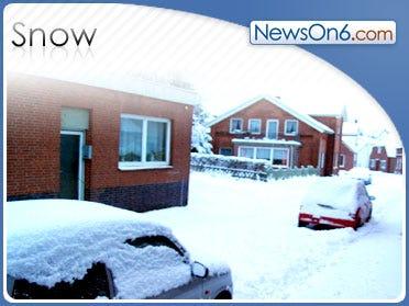 More snow for Spokane