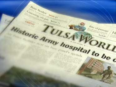 Tulsa Newspaper Lays Off 28