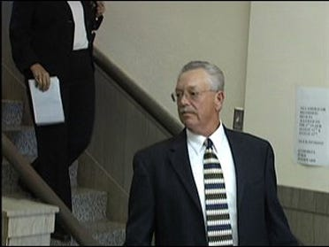 Former Oklahoma Sheriff On Trial In Sex Case
