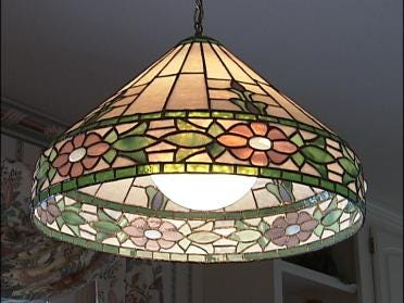 Tulsan Finds Joy In Stained Glass Projects