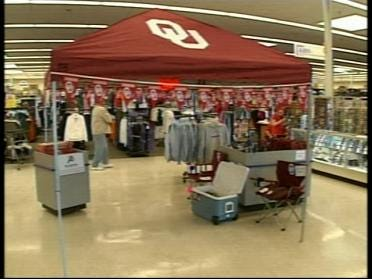 Academy Sports Ready For An OU Win