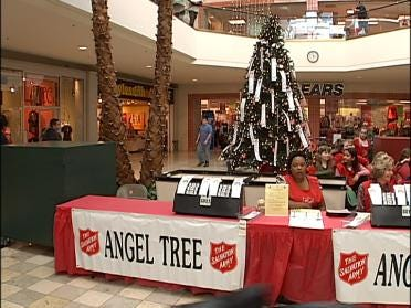 An Angel Tree Thank You