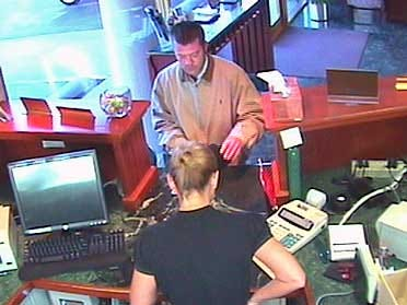 Tulsa Bank Robber Asks For Specific Amount