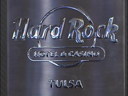 Casino Becoming Hard Rock Tulsa