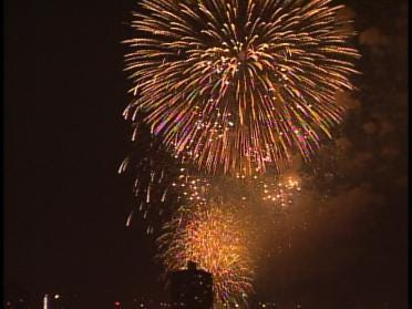 Firework Possession, Discharge Illegal Within City Of Tulsa