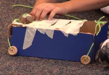 Camp Invention Keeps Sapulpa Kids Thinking