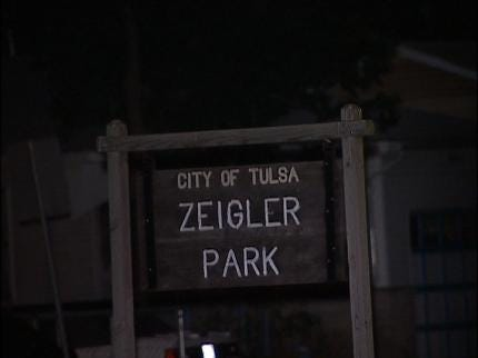 Kids Caught After Hours Swimming At Tulsa Park