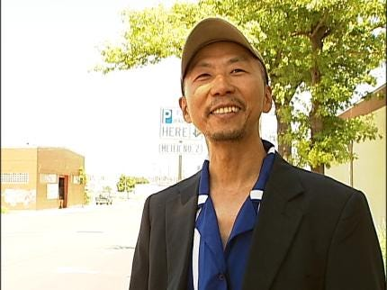 Tulsa's Gadfly Candidate Paul Tay Runs For Mayor
