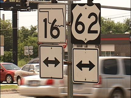 Muskogee Puts Stimulus Dollars Into Road Repair