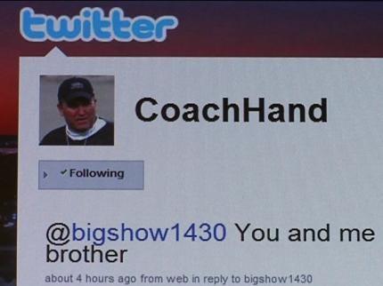 Tulsa Coach Takes On Twitter Craze