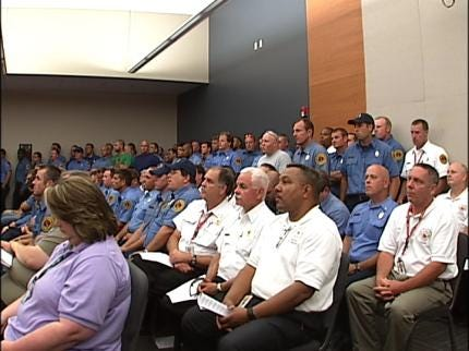 Firefighters Vote For Furlough Over Layoffs
