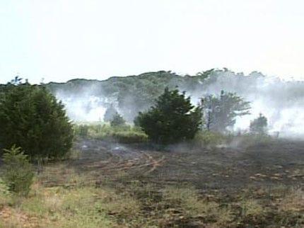 Northwestern Oklahoma Fire Destroys Homes, Several Barns