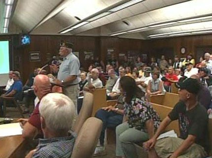 Muskogee Fight Over Flags Sparks Patriotic Protest