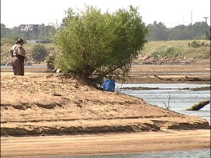 Body Recovered From Arkansas River
