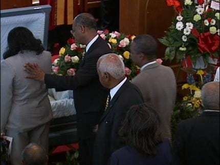 Tulsa Race Riot Survivor Remembered At Funeral