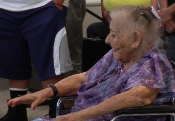 Martha Berryhill Celebrates 109th Birthday