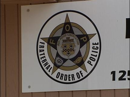 More Work Needed On Tulsa FOP Contract