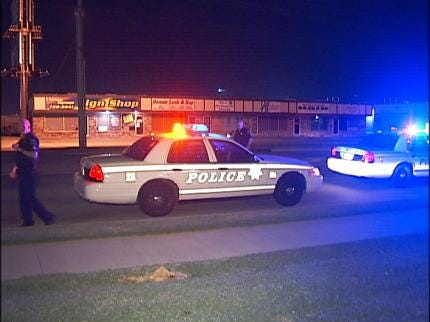 Questions Unanswered In Overnight Tulsa Shooting