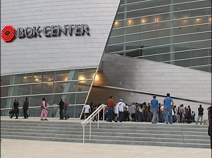 Rock N' Rib Festival Included In BOK Center Celebration