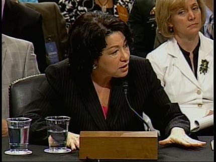 Senator Tom Coburn Questions Sotomayor