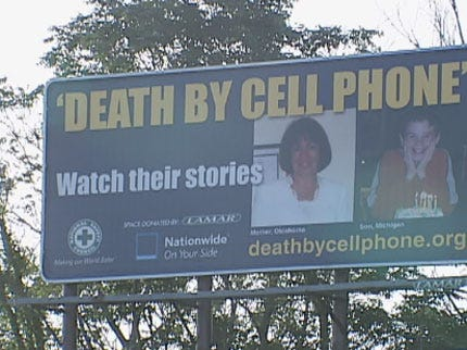 Driving While InTEXTicated: 'Death by Cell Phone'