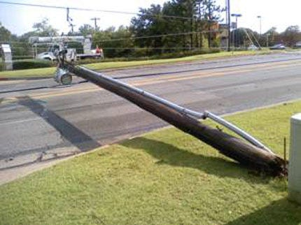 Strong Storms Knock Out Power In OKC