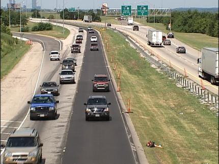 Repaving Work Resumes On I-44 East Of Tulsa