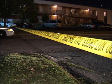 Man Shot, Killed At Tulsa Apartment Complex