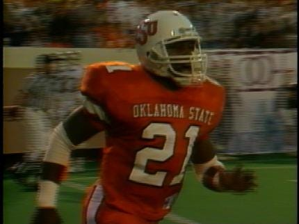 Being The Son Of Barry Sanders