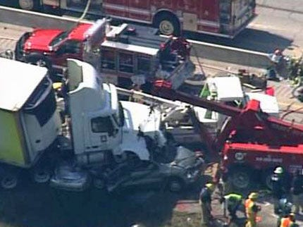 Recovery Difficult For Some Turnpike Crash Survivors
