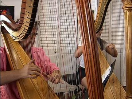 Midwest Harp Festival Coming To Tulsa