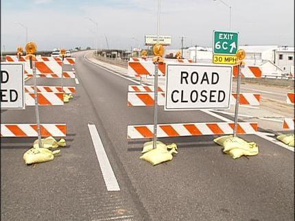 Work Underway On Tulsa's IDL