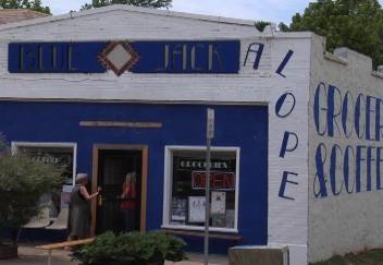 Blue Jackalope: An Oasis In A Food Desert