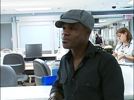 Grammy Winner Celebrates Tulsa Stroke Center