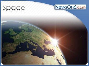 Marshmallow 'moon' Marks NASA Anniversary