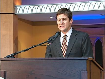 Perkins Joins Tulsa Mayor Race