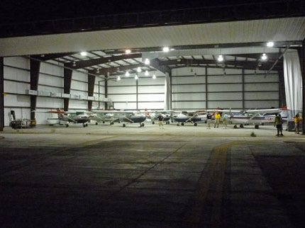 Shawnee Civil Air Patrol Cadets Get Surprise Assignment