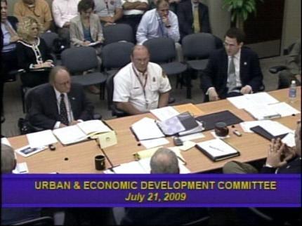 Tulsa City Council Discusses TFD Audit