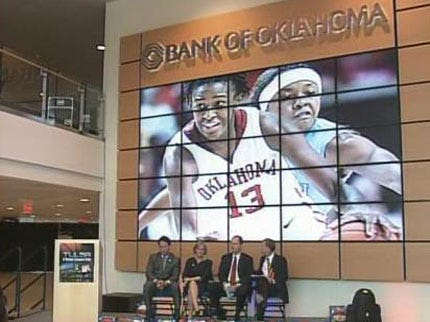 Officials Announce Intent To Bring WNBA To Tulsa