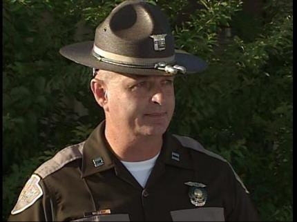 OHP Trooper Suspended For 5 Days Over Scuffle