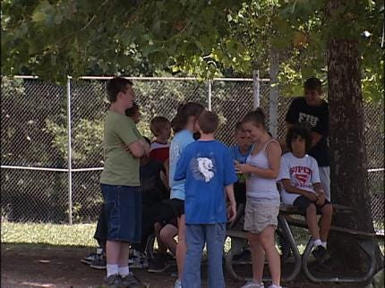 Oklahoma Alzheimer's Camp Aimed At Young Caregivers