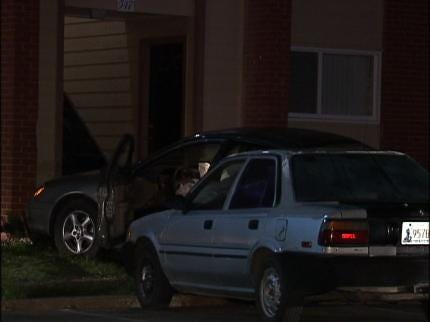 Tulsa Man Killed In His Car Early Wednesday