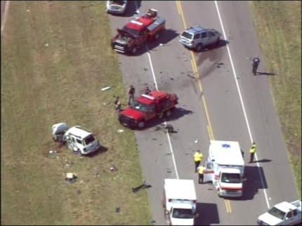 Four Killed In Crash Near Tecumseh