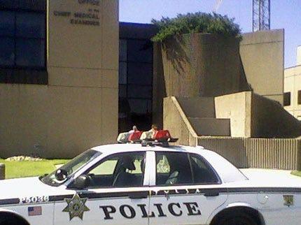 Oklahoma M.E.'s Offices Locked Down