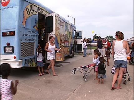 Health Care & Nutrition Topics At Tulsa Community Festival