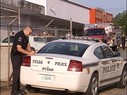 Tulsa Woman Injured With A Screwdriver