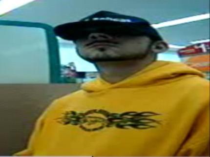 Broken Arrow Police Search For Walgreens Robbery Suspect